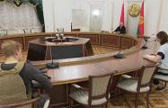 Как выглядит экстренное совещание у Лукашенко