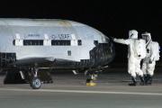 Секретный американский беспилотник провел на орбите почти два года