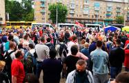 Десятки тысяч твоих соотечественников уже на улицах, выходи и ты