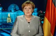 Ангела Меркель:  Демократия живет изменениями, все мы подвластны времени