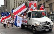 Белорусская диаспора красочно отметила 150-летие независимости Канады