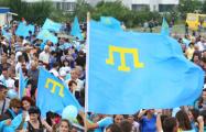 Мирная борьба крымских татар