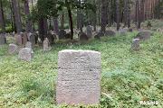 У Бешанковічах добраўпарадкавалі старыя габрэйскія могілкі