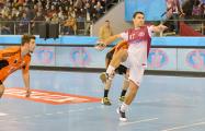 Белорусский гандболист признан лучшим игроком украинской Суперлиги