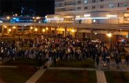Более сотни жителей Лебяжьего собрались на концерте «Старога Ольсы»