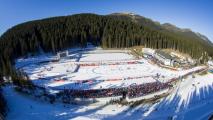 10 февраля стартует чемпионат мира по биатлону