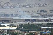 Талибы уничтожили вертолет Хамида Карзая
