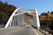 В Испании банджи-джампер разбилась при столкновении с мостом