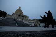 В Белом доме, Госдепе и Капитолии отключился свет
