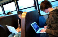Минчане требуют вернуть Wi-Fi в городской транспорт