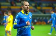 Стасевич стал лучшим футболистом Беларуси