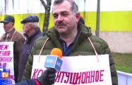Строители и шахтеры бунтуют против властей Беларуси