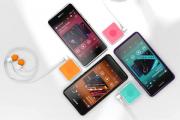 Sony показала «музыкальный» смартфон