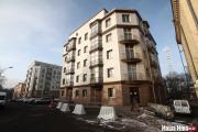 Россияне массово заселяют дома вокруг площади Победы в Минске