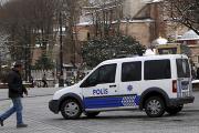 В центре Анкары произошел сильный взрыв