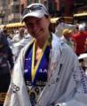 Белоруска с Бостонского марафона: Когда рвануло, я шла к финишной прямой
