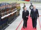 Путин предложил Лукашенко поговорить тет-а-тет