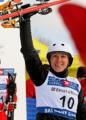 Фристайлистка Алла Цупер выиграла «золото» Олимпиады