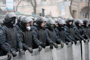 Белый дом потребовал от Януковича вывести войска из центра Киева