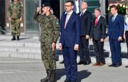 Премьер Польши: К сожалению, если хочешь мира, готовься к войне