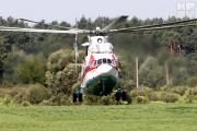 Под Гомелем показали в действии самый грузоподъемный вертолет в мире
