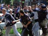 В Белграде запретили акции геев и гомофобов