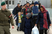 Австрия введет ежедневные квоты на беженцев