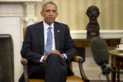 Обама назвал нападение на парижскую редакцию атакой на свободу слова