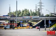 Движение перекроют надолго: просевший на МКАД мост будут ремонтировать полностью