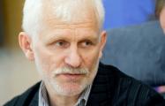 Алесь Беляцкий: Белорусский колокол сейчас постоянно стучит в сердце Европы