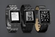 Представлено второе поколение «умных часов» Pebble