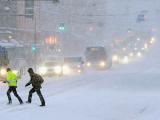 Снегопад оставил без света 40 тысяч домов в Финляндии