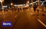 В Минске силовики напали на съемочную группу ВВС