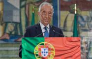 В Португалии переизбрали президента