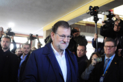 На выборах в Испании победила правящая партия