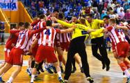 В гандбольном чемпионате Беларуси ожидается сенсационная развязка