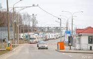 Минтранс прокомментировал нехватку «дозволов» на въезд в Польшу