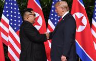 Bloomberg: Ядерная программа КНДР вышла на новый уровень вопреки сделке Трампа с Ким Чен Ыном