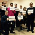 Эстафета солидарности с издательством «Логвинов» проходит в интернете