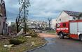 В Чехии торнадо разрушил четыре деревни