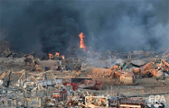 Ливан объявляет чрезвычайную ситуацию в Бейруте