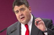 Глава МИД ФРГ, социал-демократ Габриэль резко осудил действия белорусских властей