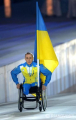 Украинская команда не вышла на открытие Паралимпиады в Сочи