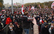 Видеофакт: Гигантская колонна на Богдановича