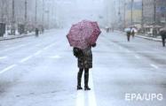 Завтра в Беларуси - туман и гололедица