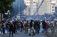 Протестующие в Бейруте заняли здание МИД