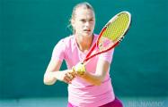 Арина Соболенко победила олимпийскую чемпионку на турнире в Страсбуре