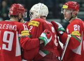 Сборная Беларуси выиграла в хоккей у французов