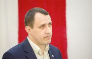 Павел Севярынец: Абарона Курапатаў - гэта ўнікальны чын у найноўшай гісторыі Беларусi