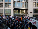 Полиция помешала демонстрантам захватить Лондонскую биржу